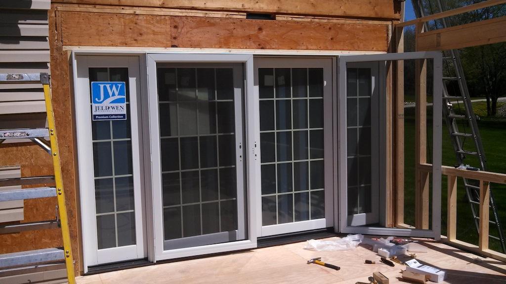 Door addition