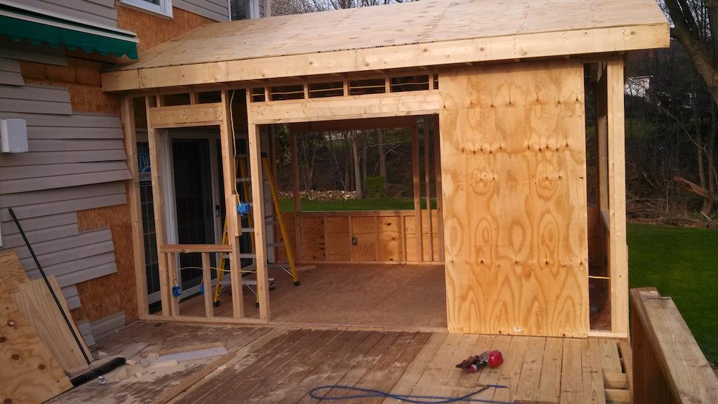 Addition underconstruction