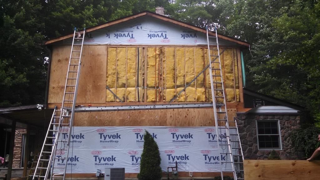 House underconstruction
