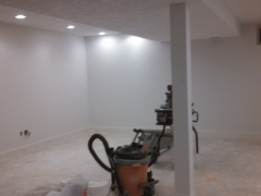 room finishing