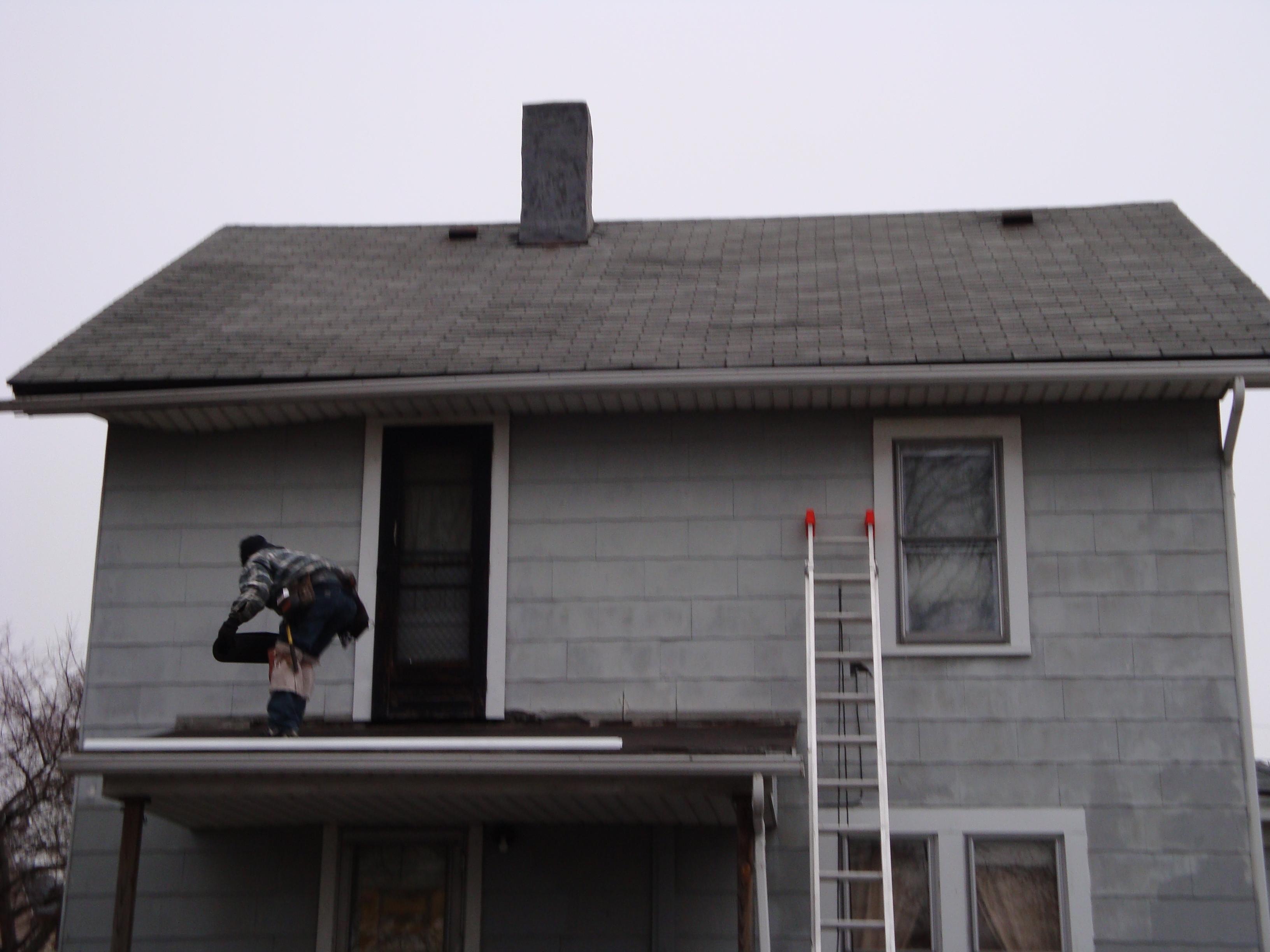 roof to repair