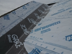 roof under repair